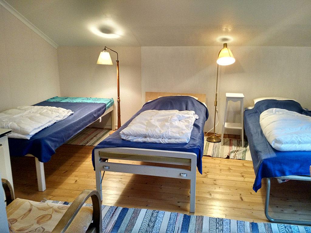 Back-up-Schlafzimmer (oben)